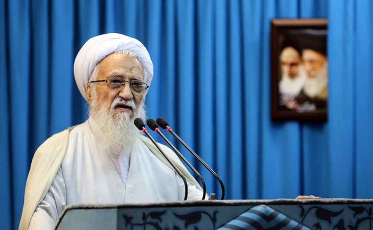 تاکید خطیب نمازجمعه تهران به مسئولان جهت حفظ بیت المال