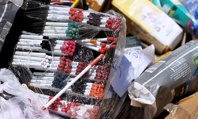 امحا کالاهای قاچاق و تاریخ مصرف گذشته