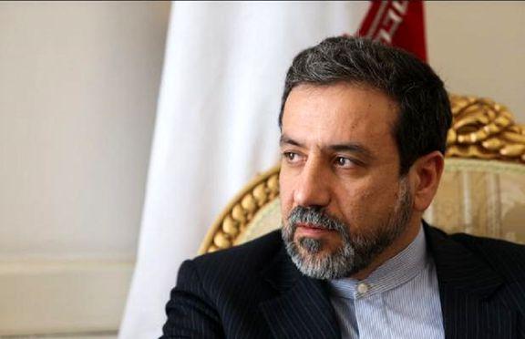 واکنش عراقچی به ادعای ترامپ درباره پهپاد ایران