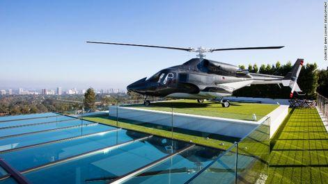 خانه 250 میلیون دلاری آمریکا
