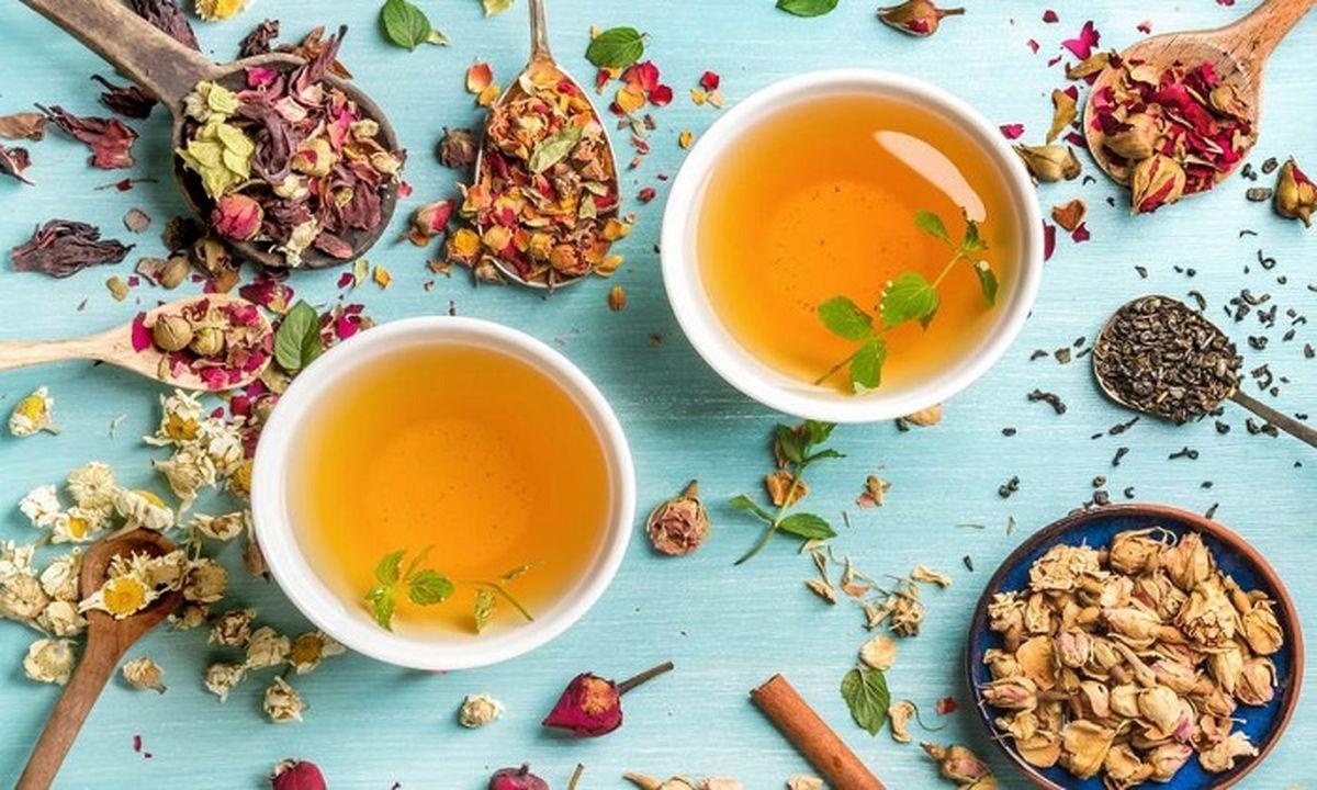 خواب بهتر با نوشیدن چای گیاهی