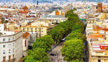 با زیباترین خیابان اسپانیا آشنا شوید +تصاویر