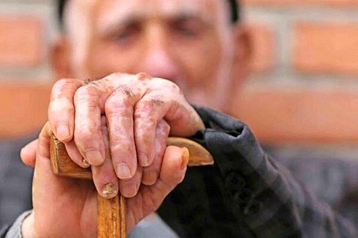 چند درصد جمعیت ایران سالمند است؟