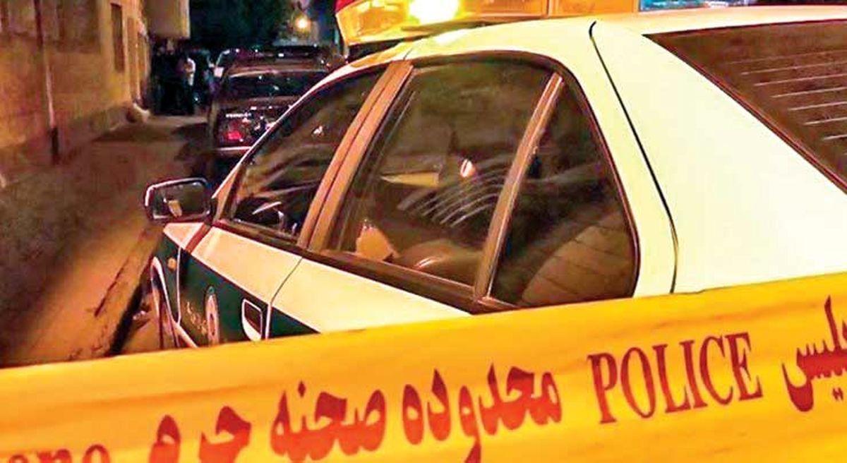 جنایت مسلحانه در جنوب تهران