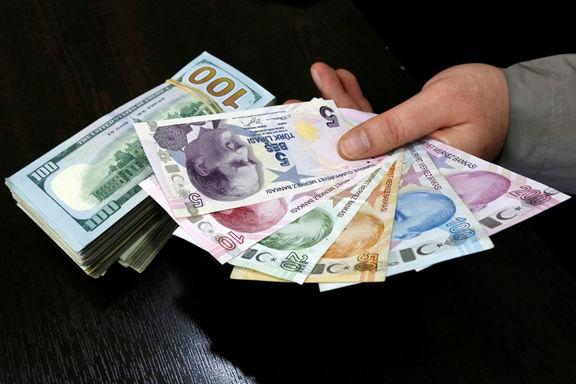 مبادله لیر در سه بانک خارجی فعال در ترکیه ممنوع شد