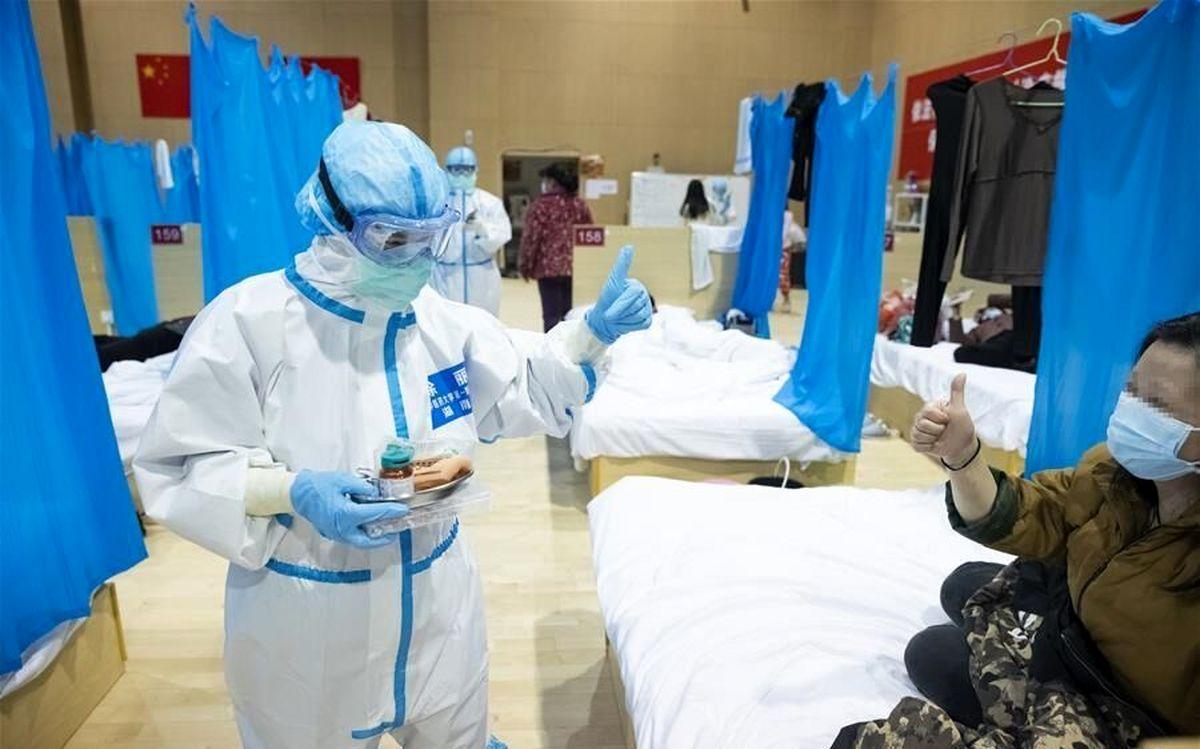 ادامه کاهش فوتیهای کرونا در چین