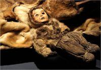 مومیایی کودکی که زنده زنده دفن شد! +تصاویر