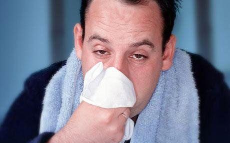 خطر 7 برابری آنفلوآنزا در سیگاریها