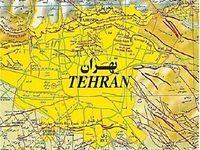 تهران روزی ۱۵زمینلرزه دارد
