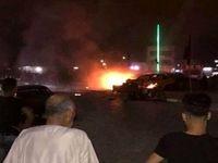 وقوع انفجارهای متعدد در مرکز شهر کرکوک عراق