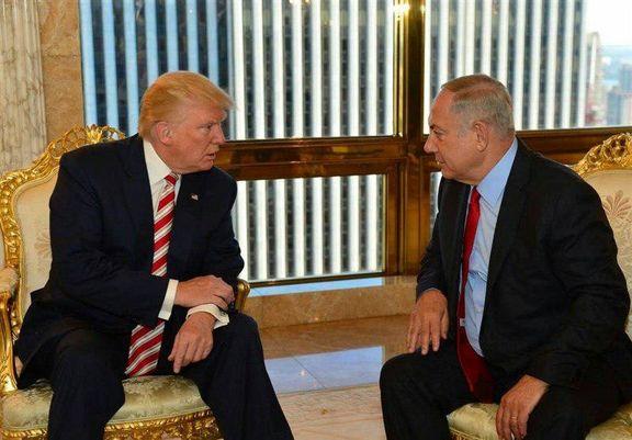 درخواست ترامپ از نتانیاهو برای قطع روابط با چین