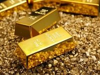 خیز طلا به سوی رکورد ۱۳۵۰ دلار/ بزرگترین رشد ماهانه طلا در سالجاری رقم خورد