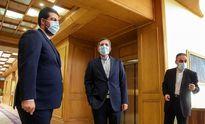 دیدار وزرای خارجه ایران و سوئیس +عکس