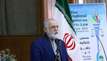 دبیر کل کمیته ملی المپیک ایران بازداشت شد