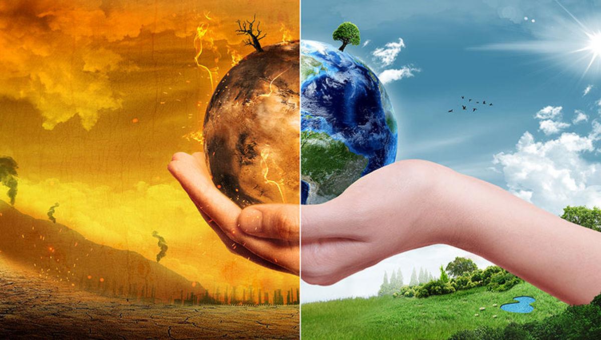 چه عواملی باعث تغییرات آب و هوایی می شود؟