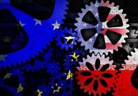 تجارت ۲.۲میلیارد یورویی ایران و اروپا در ۶ماه