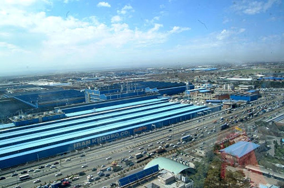 ایرانخودرو اهداف تولید و توسعه را با قوت بیشتری دنبال میکند