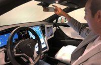 خودروهایی که حرکات راننده را زیر نظر دارند +عکس