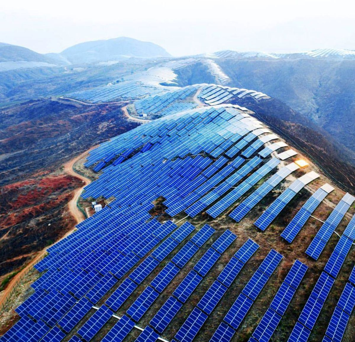 سهم نیروگاههای خورشیدی در تولید برق چقدر است؟