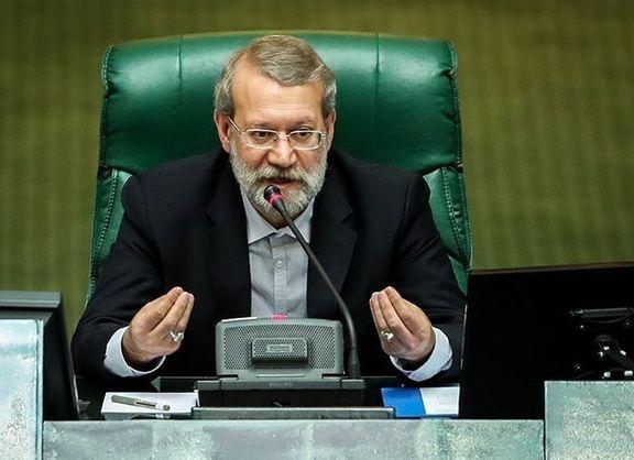 رئیس مجلس: تاکید بر لغو روادید میان ایران و مقدونیه