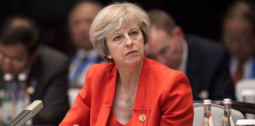 جلسه کابینه انگلیس درباره مداخله نظامی در سوریه