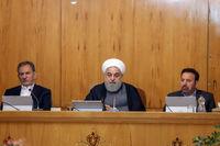 روحانی: سال ۹۷ سخت ترین سال بود +فیلم