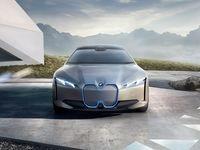 لوکسترین خودرو الکتریکی BMW +تصاویر