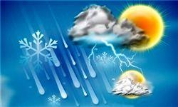 وقوع رگبار و رعد و برق در برخی نقاط کشور
