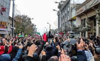 راهپیمایی مردم زنجان علیه«اغتشاشگران» +عکس