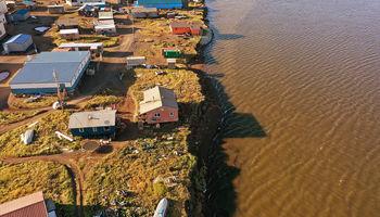 تغییرات آبوهوایی در آلاسکا +تصاویر