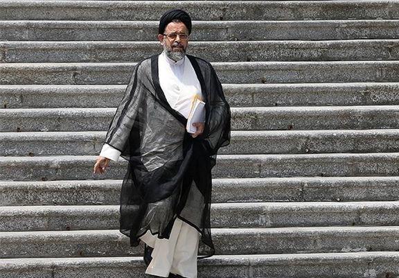 هشدار به وزیر اطلاعات بابت اظهارات اخیر خود درباره مفسدان اقتصادی