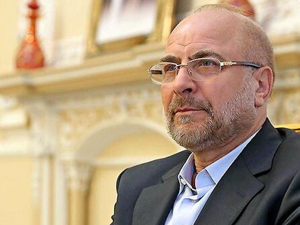 قالیباف با پیام مهم رهبری به مسکو سفر کرد