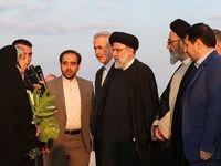 سفر رئیس قوه قضاییه به تبریز +عکس