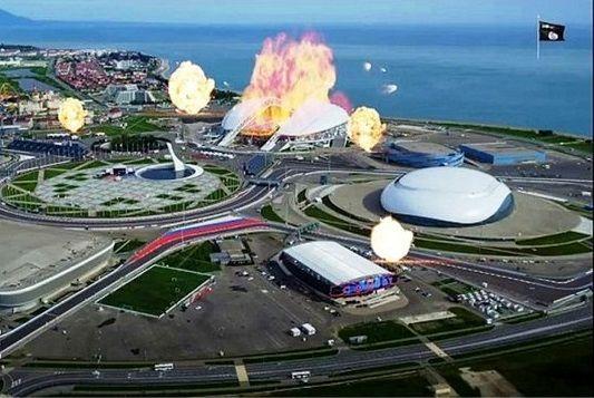 داعش این بار ورزشگاههای روسیه را تهدید کرد