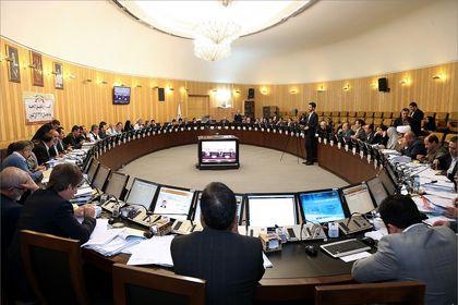 جلسه هشتم کمیسیون تلفیق بودجه ۹۷ +تصاویر