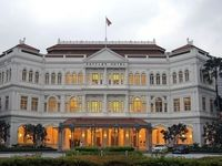 یکی از معروفترین هتلهای جهان بازسازی شد +تصاویر
