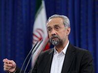 نهاوندیان: ترامپ مردم ایران را خشمگین کرد