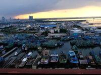 پایتختی که در حال غرق شدن است! +عکس
