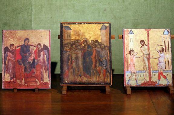 نقاشی 700 ساله صاحبش را میلیونر کرد +عکس