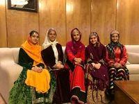 این دخترها امروز جام قهرمان باشگاههای آسیا را اهدا میکنند +عکس