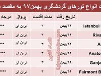 سفر 3روزه به باکو آذربایجان چند؟