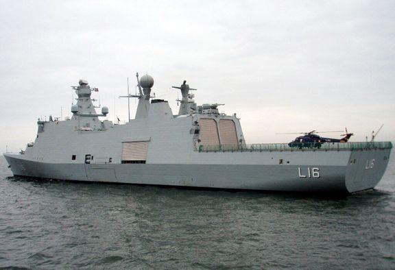 دانمارک به ائتلاف دریایی اروپا در تنگه هرمز ملحق شد