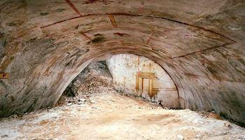 کشف دالان مخفی قصر امپراتور نرون +تصاویر
