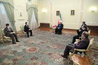 روحانی: توسعه روابط ایران و کره شمالی به نفع دو ملت است
