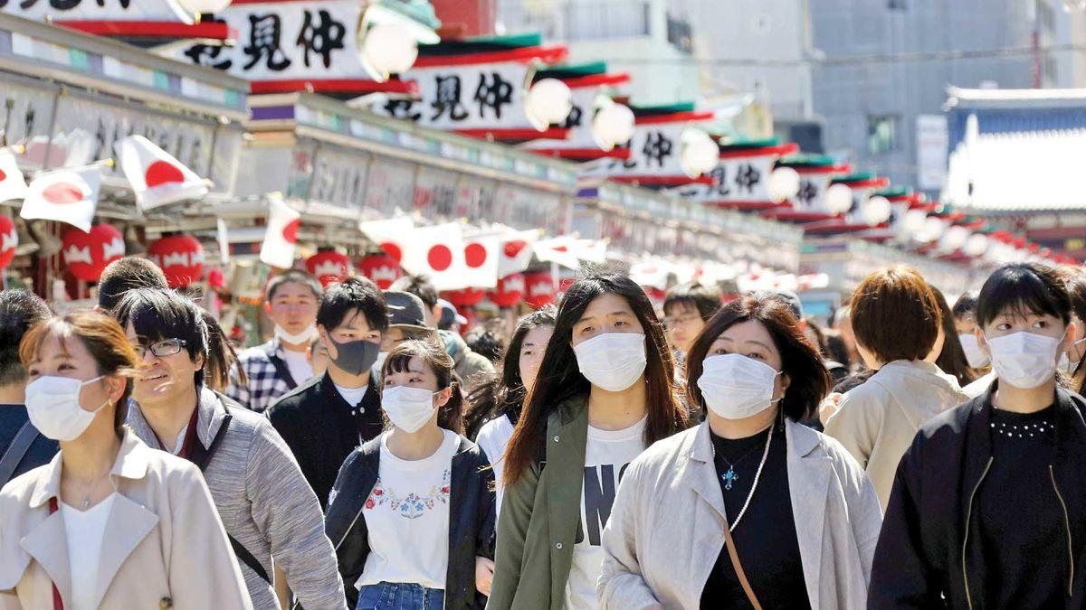 ژاپن ۱۵.۵ میلیارد دلار برای مقابله با کرونا هزینه میکند