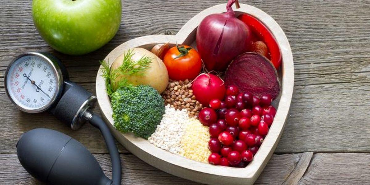 اعجاز این رژیم غذایی در درمان فشارخون بالا