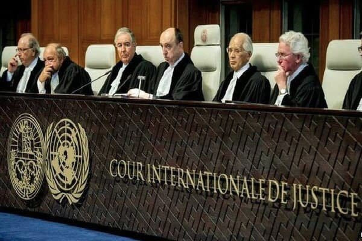 رد اعتراض واشنگتن در پرونده شکایت ایران از آمریکا