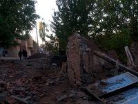 وضعیت روستاهای آذربایجان شرقی بعد از زلزله +تصاویر