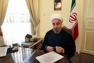 پیام تبریک روحانی به سران ۱۱ کشور منطقه بمناسبت فرارسیدن نوروز ۱۳۹۶