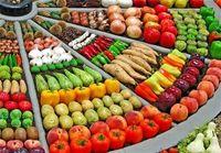 قیمت میوه در میدان مرکزی میوه و تره بار سر به فلک کشید